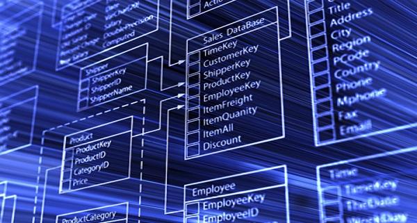 data stream graphic