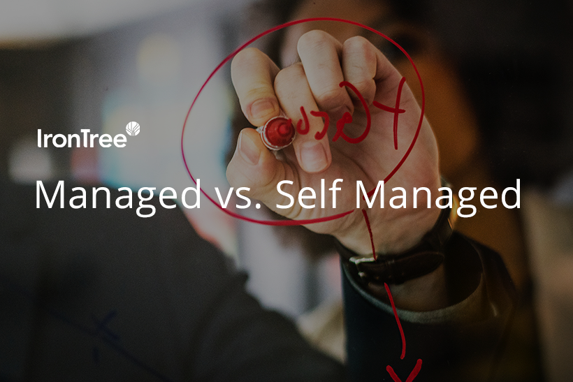 managed vs self managed