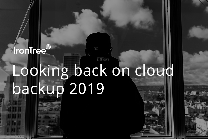 looking back on cloud backup 2019